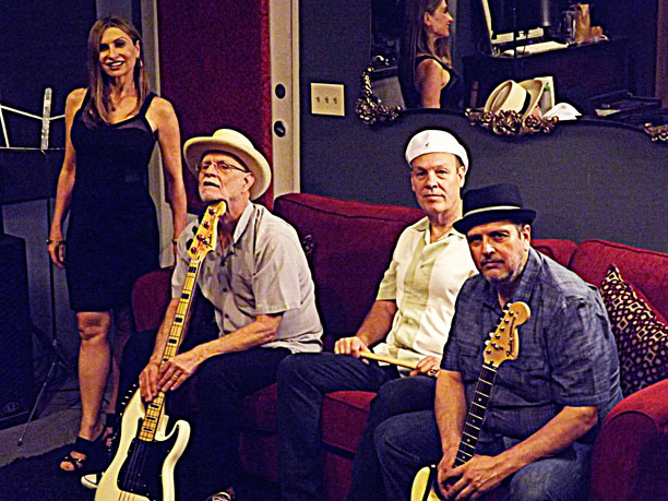 Nancy and The Nightcrawlers, Live Blues in Los Angeles, CA
